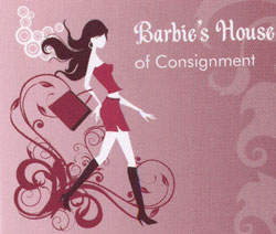 Barbies House of Consignment Logo