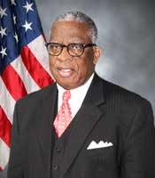 Mayor George Flaggs