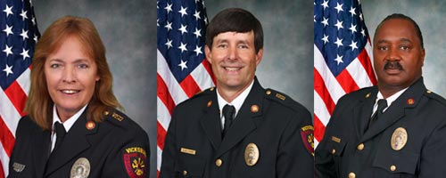 Firemen Retiring City of Vicksburg