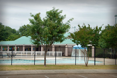 Vicksburg City Pool