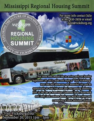 thumb Summit Flyer for Visit Vick