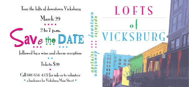 Lofts of Vicksburg Tours