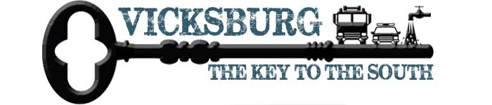 Vicksburg, The Key To The South